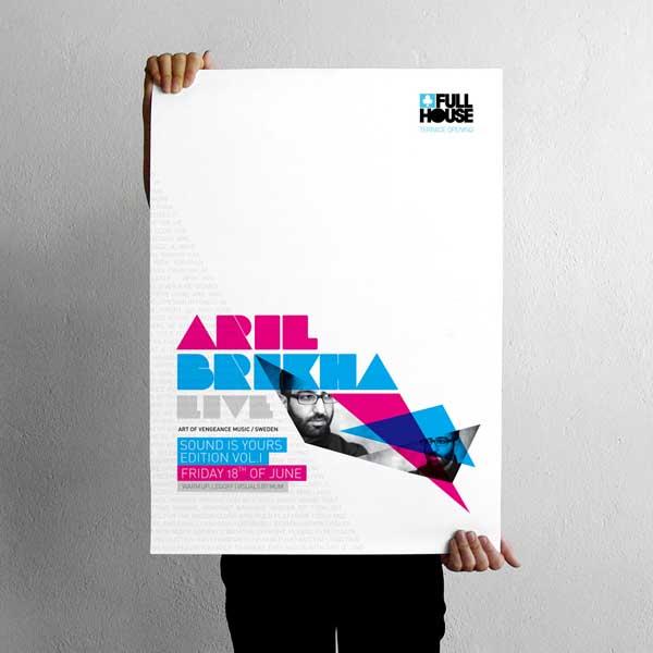 Poster Design : 50 Amazing Examples