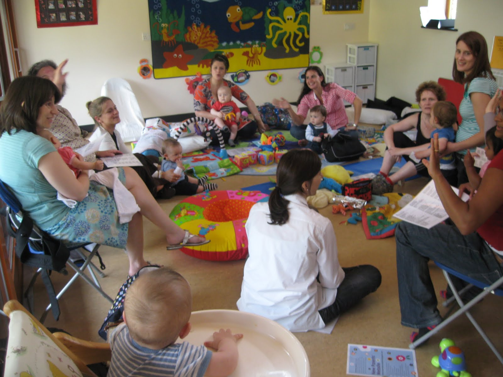 Breastfeeding Support Group 15