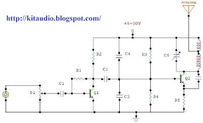 FM Transmitter 2 Watt