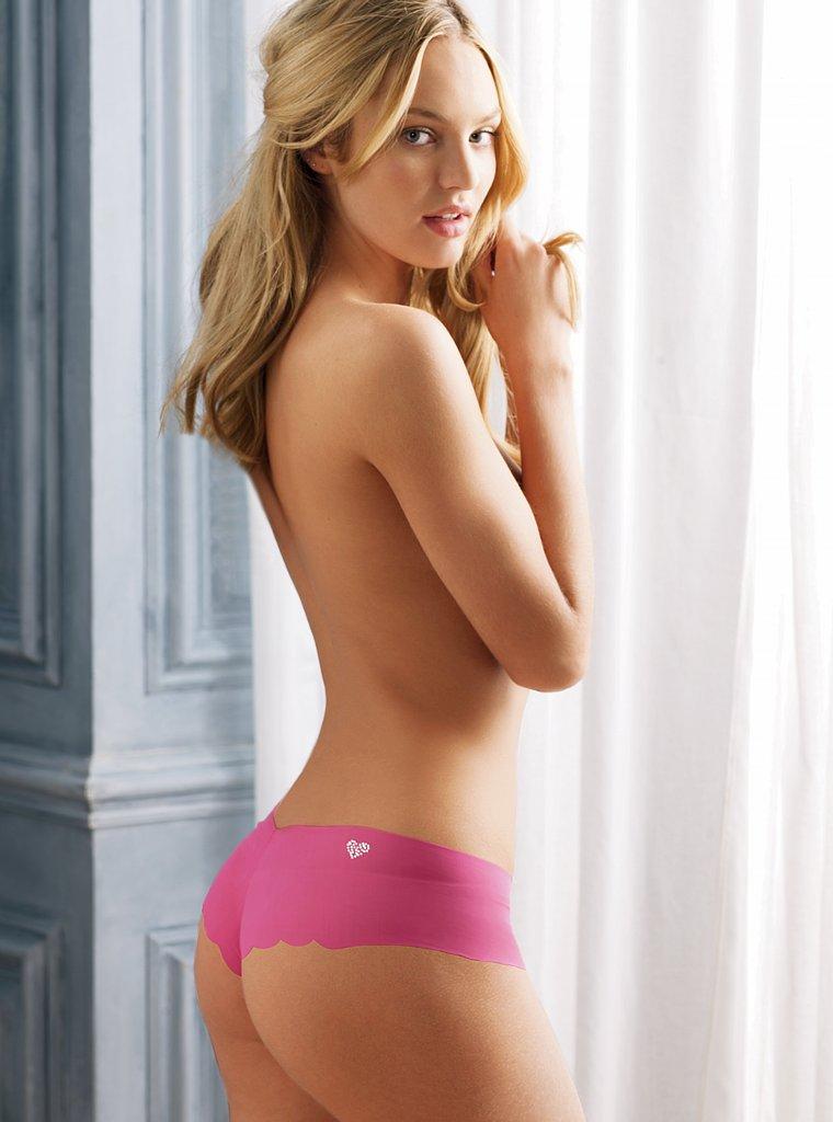 victoria secret thong models