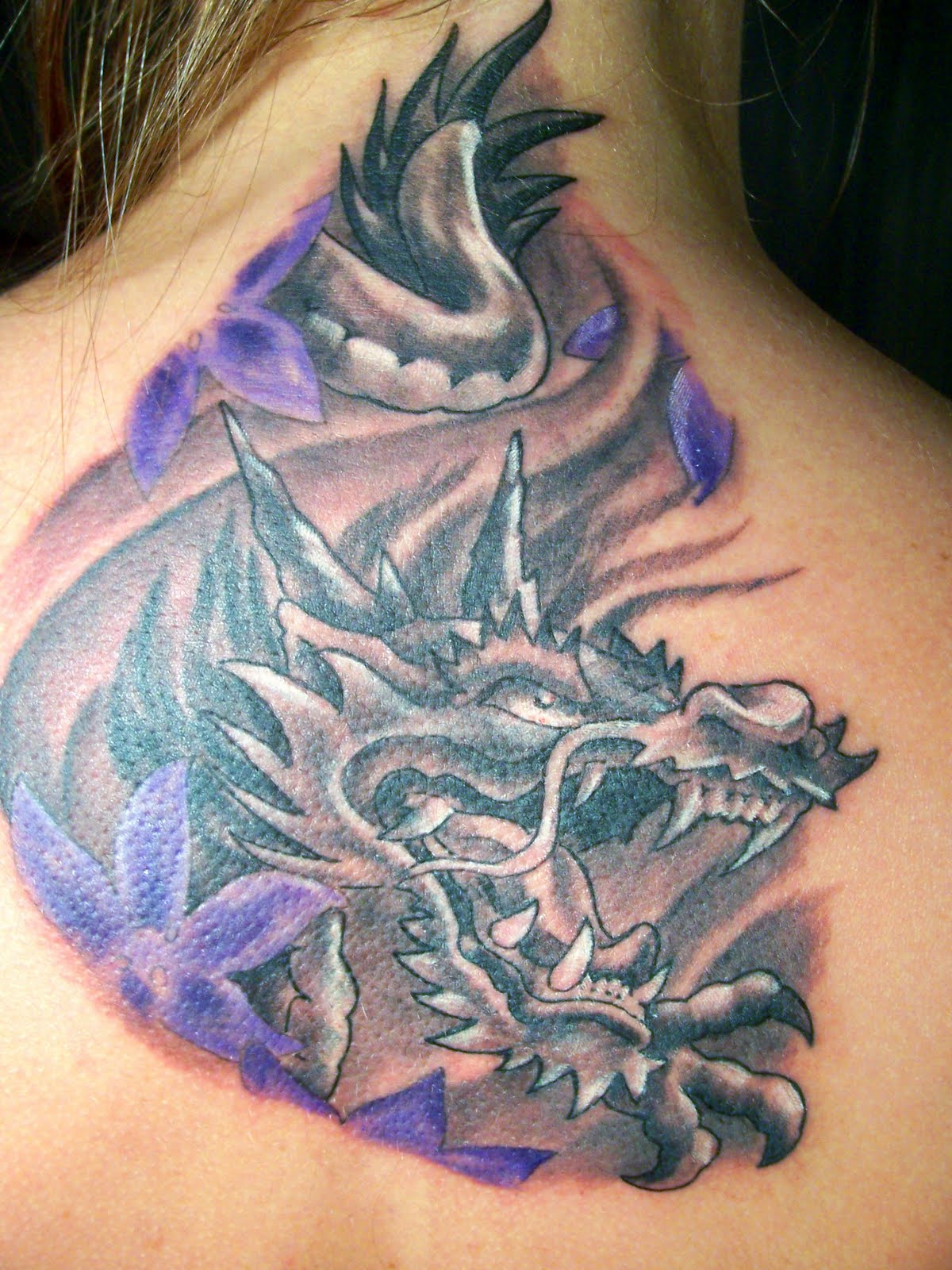 anese dragon tattoo design2