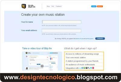 Microblog compartilhar música
