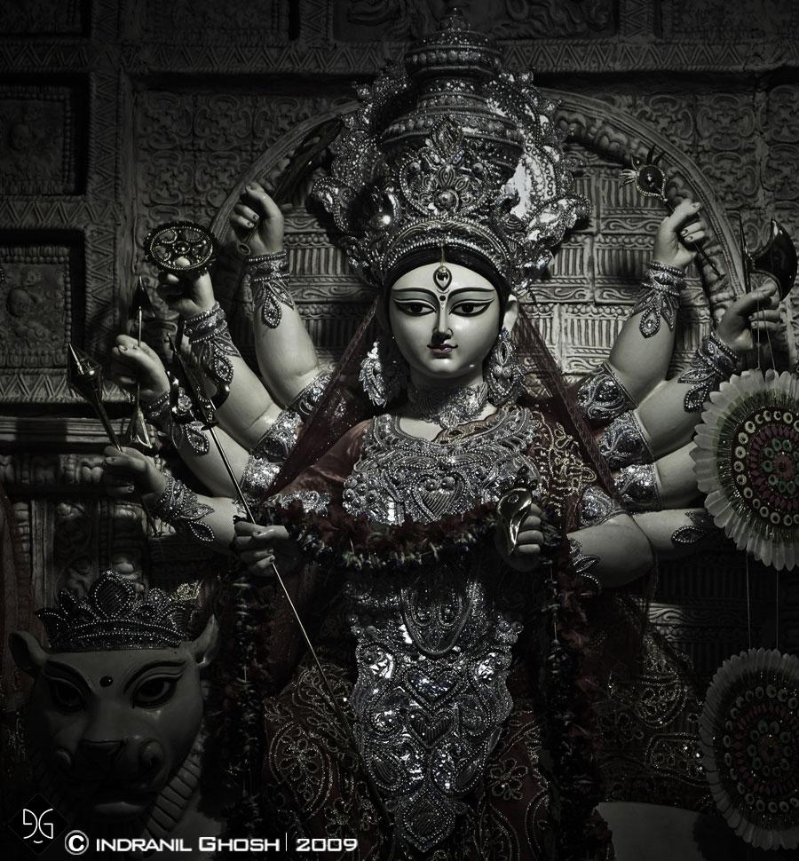 Shiva Animated Wallpaper Ig Entertainment Durga Puja 2009 Kolkata Photography