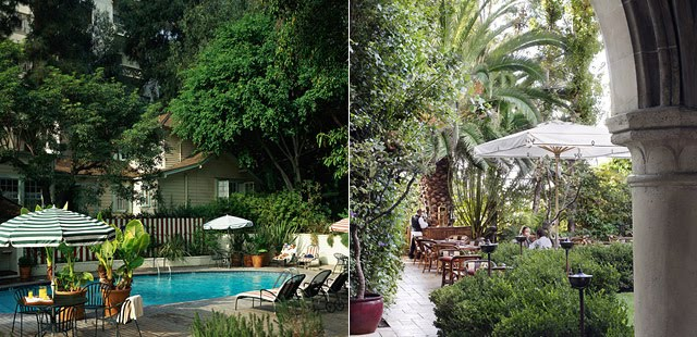 What S Up Trouvaillesdujour The Chateau Marmont Hotel