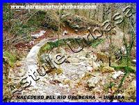 Nº 7 Pontarrón. Reserva Natural del Río Urederra. Parque Natural Urbasa. Ruta de las Cascadas desde Baquedano Centro de Turismo Rural y Agroturismo  Casa Rural Navarra Urbasa Urederra. Ven a conocernos… te sorprenderás