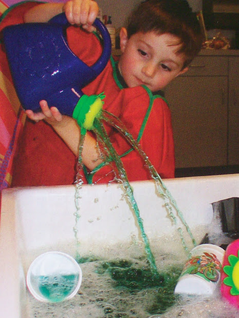Color Science And Water Play In Early Childhood Education