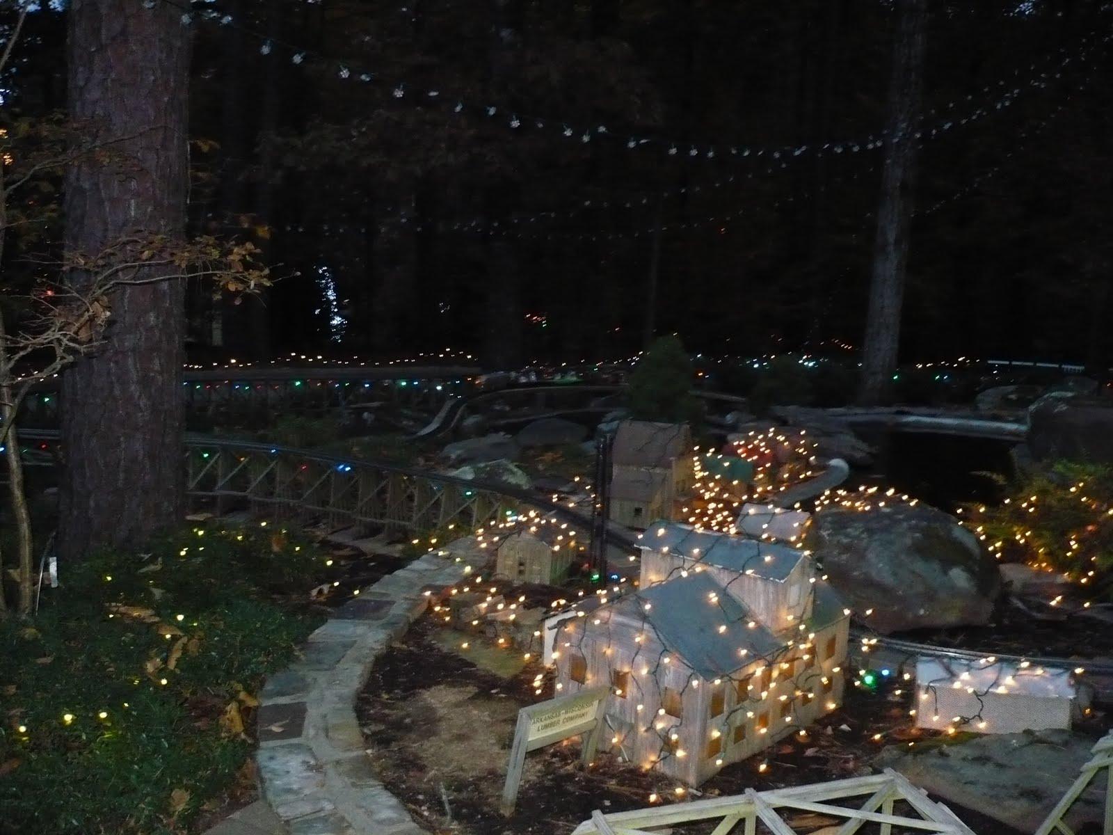 Garvan Gardens Christmas