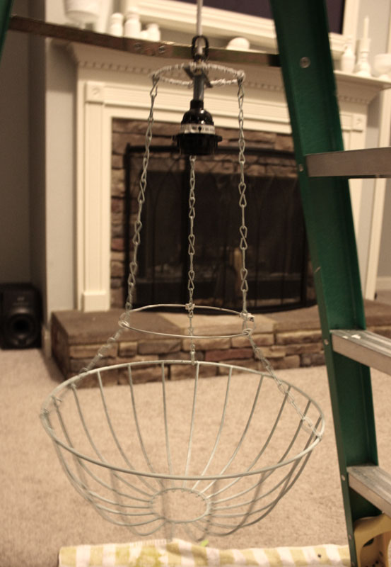 ROOT: ...uxua + diy chandelier....