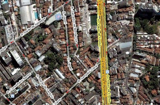 rua Japeri, Rio Comprido