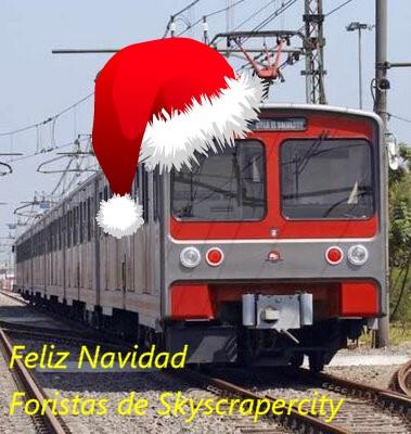 Metro de Lima (Horizonte 2025): Feliz Navidad de los