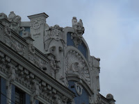Art Nouveau architecture in Riga
