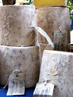 汉普斯特德盖尔花园派对上的奶酪
