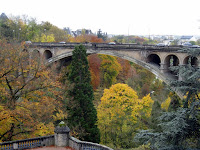 Bridge in Luxembourg