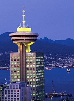 My Adventure World Vancouver Lookout Harbour Centre Tower