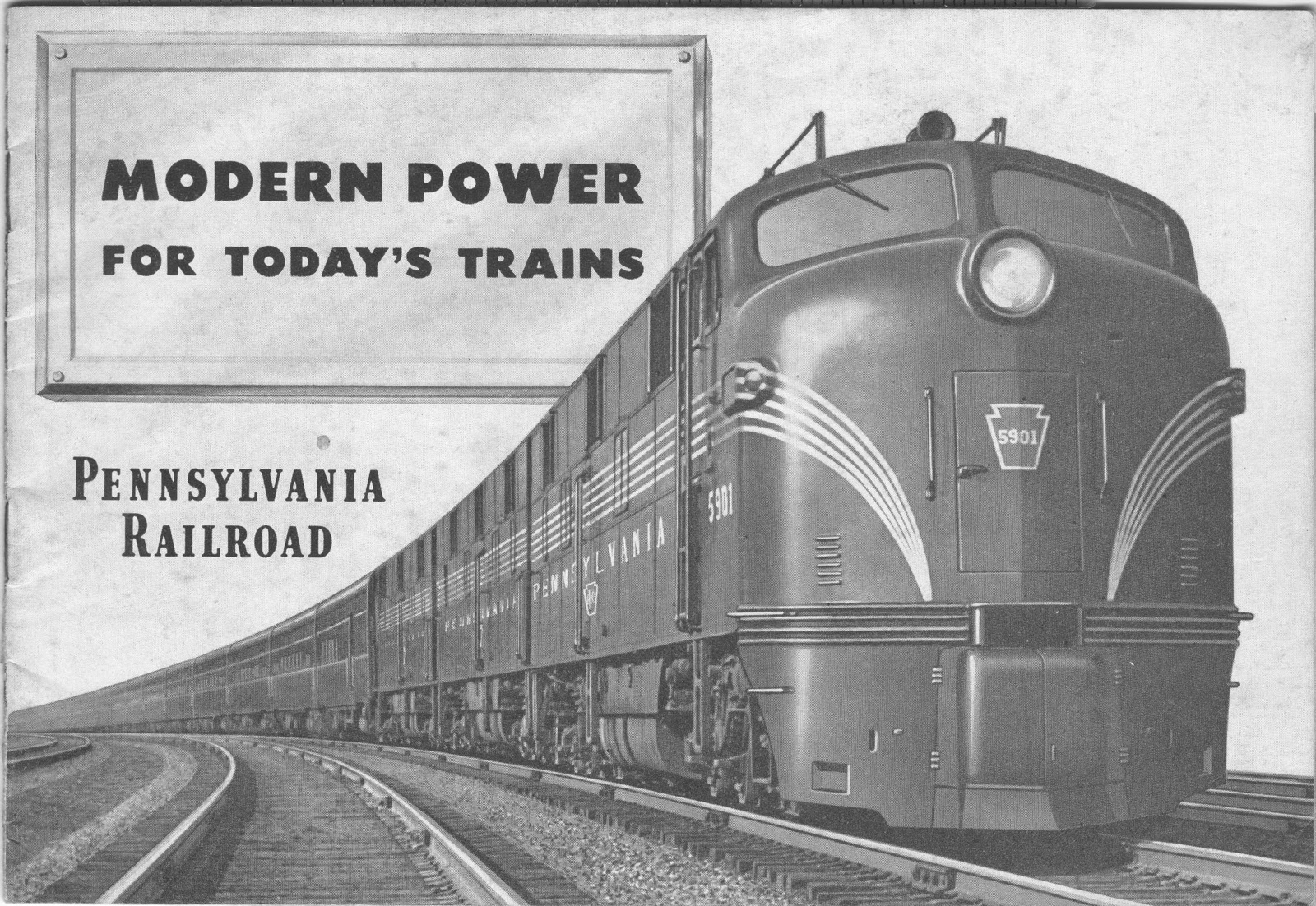 History around Schenectady: Modern Power for Today's Train