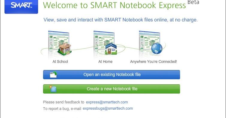 Karen Ogen- i Teach With Technology: Smart Notebook Express
