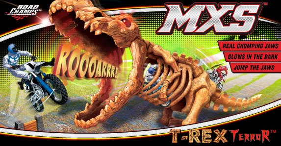Murdercycles Evel Has Jumped The Shark: What I Do: Jumping Sharks And Dinosaurs