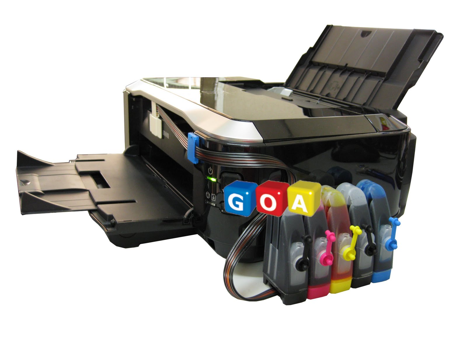 Canon Hp Continuos Ink Supply System Canon Ip3680