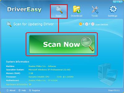 como atualizar drivers do windows 8