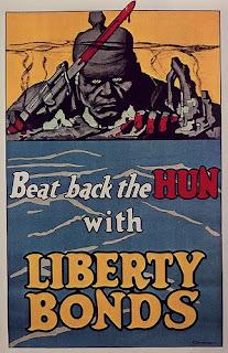 world+war+one+propaganda+poster+liberty+bonds+beat+back+the+hun+anti+german