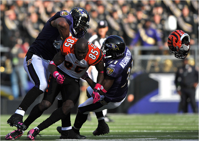 Ray Lewis Football Hits: Underdog's Utterings: Ray Lewis Speaks Out