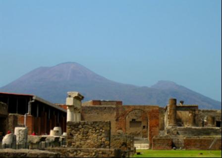LA BELLA ITALIA: POMPEYA-1