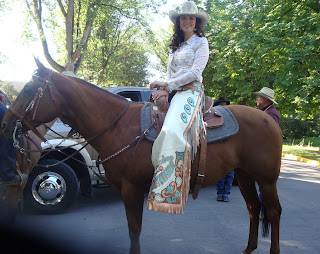 Miss Rodeo Montana 2010 August 2010