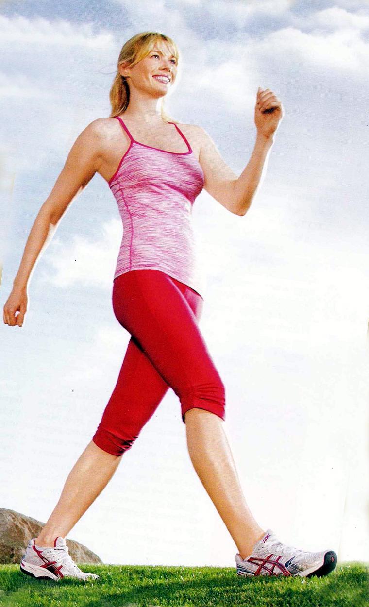Lean Body Pilates: WALK THIS WAY...
