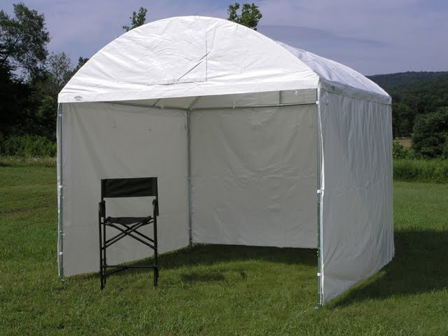 Dasken designs 10 tips for outdoor craft shows for Cheap wall tents for sale