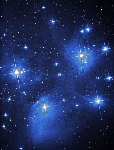 Benda Luar Angkasa Matahari Dan Bintang