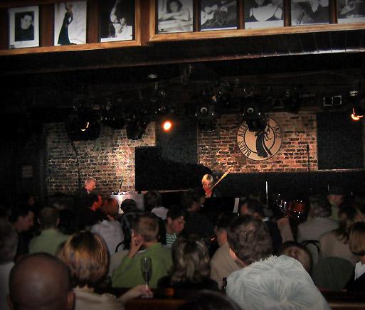 Washington Dc  Blues Alley Club