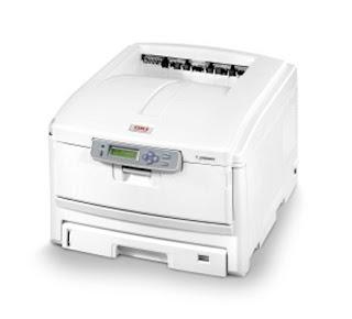 Imprimante Oki C8600