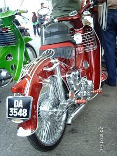 Gambar Motor Honda Fit X