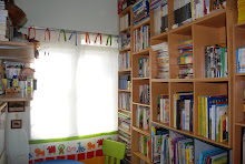 Our Home Reading Corner