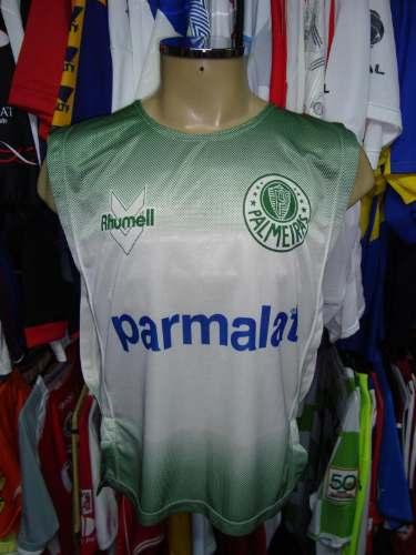 526d7d94fa Brechó do Futebol. Bar   Camisetas.  Palmeiras 1995 Colete De Treino ...