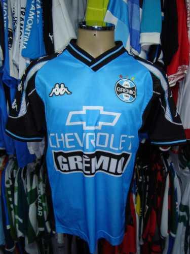 Brechó do Futebol. Bar   Camisetas.  Grêmio 2000 Camisa De Treino ... 536acc15055dc