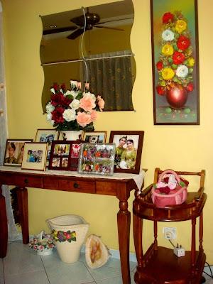 my journeymy lifemy family: dekorasi rumah di