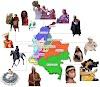 ¿Cómo cambia el acento en las diferentes ciudades de Colombia?