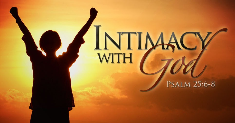 how can we maintain our relationship with god
