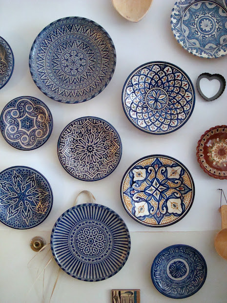 Art & Inspiration Moroccan Pottery - Collecting