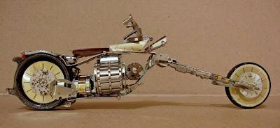 4195a0afc9e 1 + - (ummaisoumenos.blogspot.com.br)  Motos feitas de peças de ...