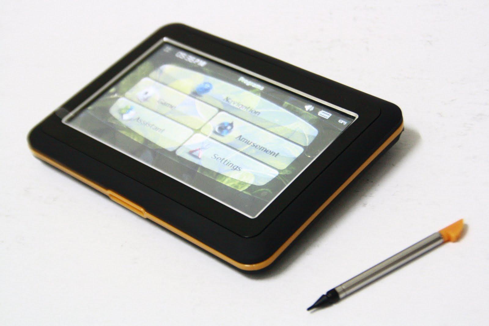 GPS Unit - Garmin, PapagoX3, PapagoX5, iGO, MapKing