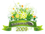 2009 Blotanical Awards