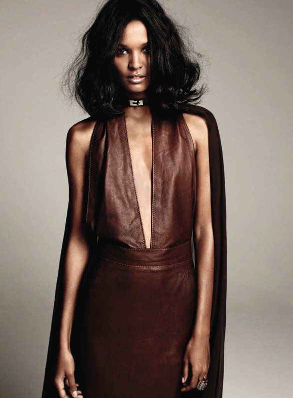 f8a9571c4c8c Explore my Fashion Today: Naomi Campbell for Elle Russia & Liya ...