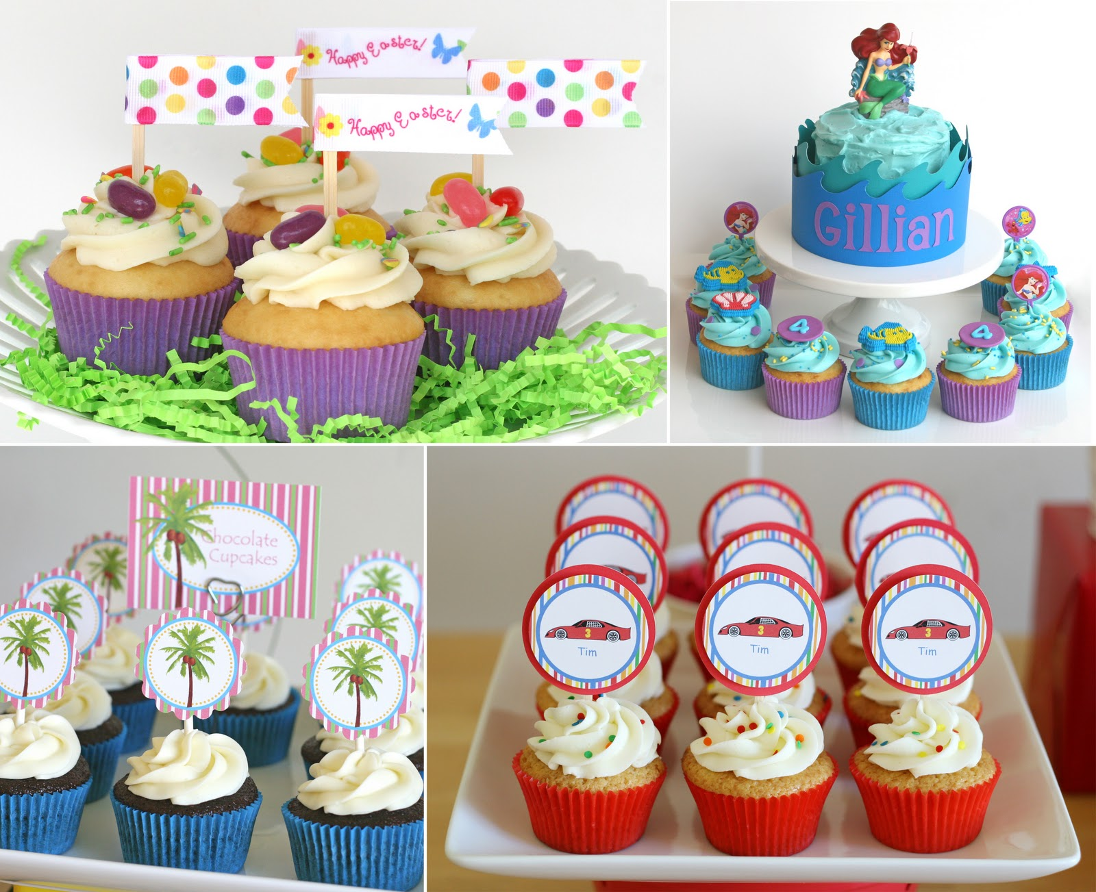 Cupcake Kuchen Cupcake Liner Love And A Giveway Glorious Treats