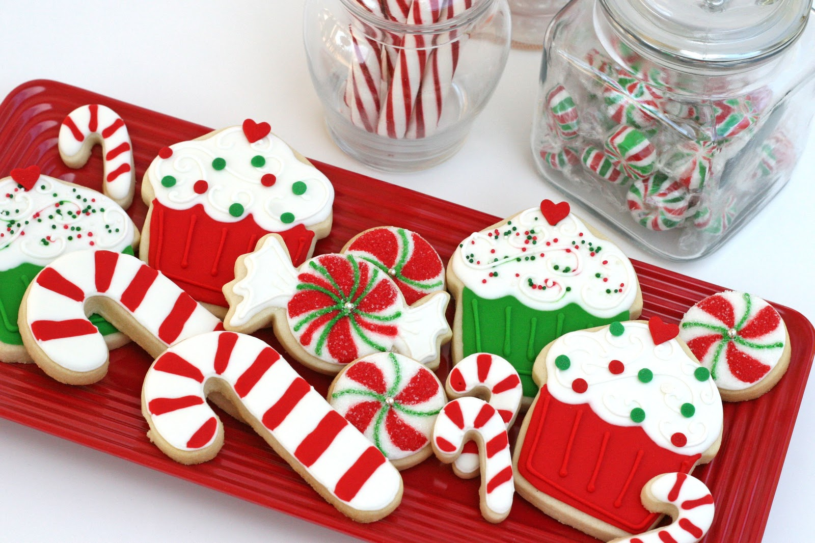 Christmas Biscuit To Make For Craft Stall