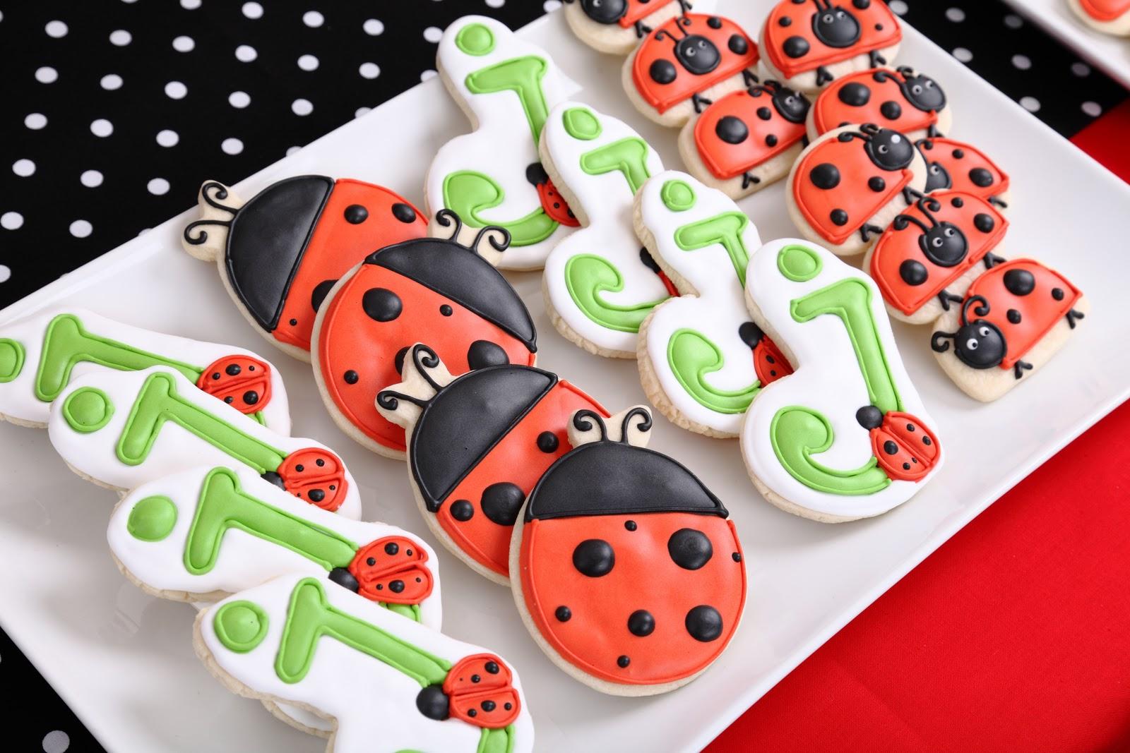 Glorious Treats Joy S Ladybug Birthday