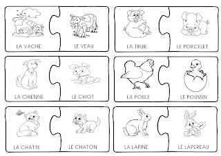 Jeu imprimer livres pour la classe cycle 1 cycle 2 cycle 3 for Puzzle a colorier gratuit