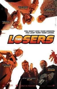 The Losers le film