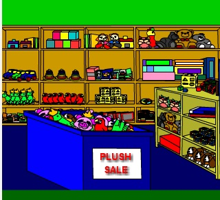 You must escape this toy store before #ChristmasDay! #RoomEscape #ChristmasGames #FlashGames #PointAndClick